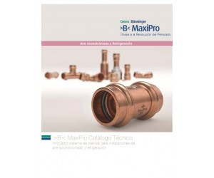 >B< MaxiPro US Spanish Technical Brochure