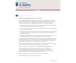 >B< MaxiPro UK Equipment Exemption