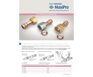 >B< MaxiPro Flares Installation Instructions