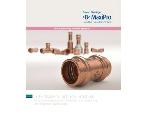 >B< MaxiPro USA Technical Brochure